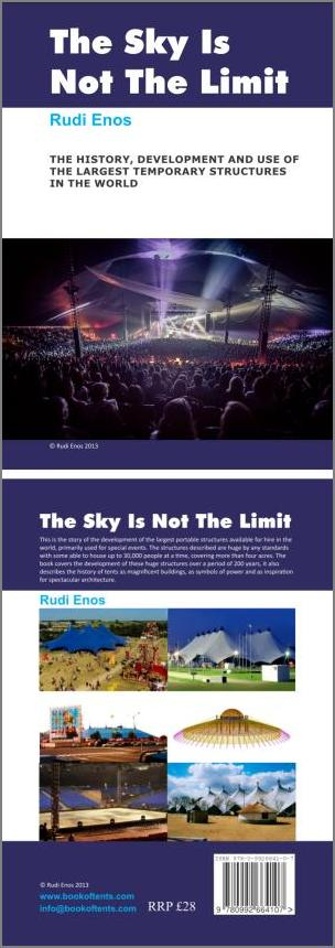 The Sky is Not The Limit front and back cover