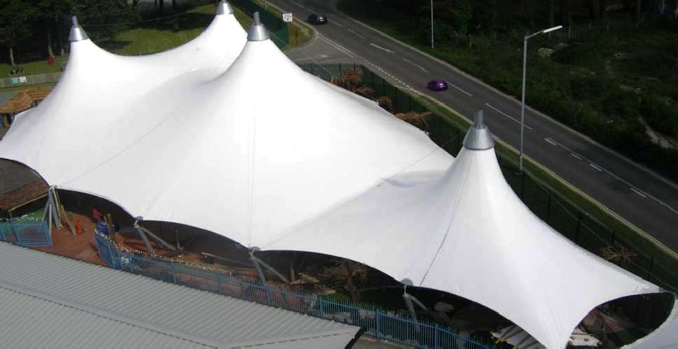 Rudi Enos - Book Of Tents - Structures designed by Rudi